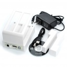 "USB 2.0 Dual 2.5""/3.5"" SATA HDD Docking Station - Random Color"