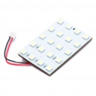 2.5W 20x5050 SMD LED 270LM 8000K White Car Reading/Dome/Combination Rear Lamp Light (DC 12V)