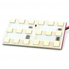 2W 18x5050 SMD LED 243LM 8000K White Car Reading/Dome/Combination Rear Lamp Light (DC 12V)