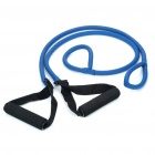 Rubber Body Building Training Pull Rope Exerciser - Color Assorted (2-Piece Pack)