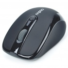 Genuine Rapoo 3100 2.4GHz Wireless 500/1000DPI USB Optical Mouse with Receiver - Black (2 x AAA)