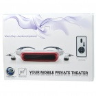 "80"" 3D Video Glasses Eyewear PC Monitor (VGA)"