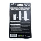 3600mAh Rechargeable Battery Pack with USB Charging Cable for Wii Remote