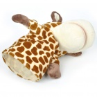 Funny Hand Puppet Plush Toy Doll - Giraffe