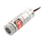 Red Laser Module - Focused Cross (3.5V~4.5V 16mm 5mW)