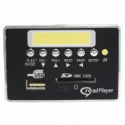 Car MP5 Player Module with Remote Controller/USB/SD/FM