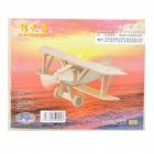 Woodcraft DIY Model 3D Puzzle Toys - Albatross DV