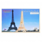 Woodcraft DIY Model 3D Puzzle Toys - Tour Eiffel