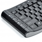 2.4GHz Wireless 103-Key Keyboard & Optical Mouse Combo with USB Receiver (1 x AAA + 1 x AA)