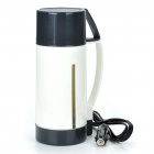Travel Car Electric Kettle with Cigarette Lighter Socket - 600ml (DC 12V)