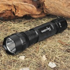 FANDYFIRE 501B CREE R2 WC 1-Mode 250-Lumen White LED Flashlight with Strap (1 x 18650 / 2 x 123A)