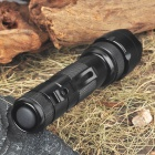 FANDYFIRE 502B 1-Mode 250-Lumen White LED Flashlight w/ CREE R2 WC / Clip (1 x 18650 / 2 x 123A)