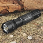 FANDYFIRE 501B SSC-P7-CSXO 3-Mode 900-Lumen White LED Flashlight with Strap (1 x 18650 / 1 x 17670)