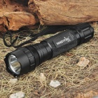 FANDYFIRE 501B CREE R2 WC 5-Mode 250-Lumen White LED Flashlight with Strap (1 x 18650 / 2 x 123A)
