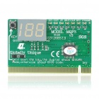 PC Motherboard Analyzer/Diagnostic Test Card (3-Digit Codes)