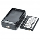 USB/AC Battery Charging Cradle + 1800mAh Battery + EU Adapter for Motorola MB860 Atrix 4G