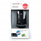 Genuine Rapoo 1200 2.4GHz Wireless 1000DPI USB Optical Mouse w/ Receiver - Black (1 x AA)
