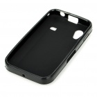 Protective PVC Case Cover for Samsung Galaxy Ace S5830 - Black