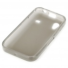 Protective PVC Case Cover for Samsung Galaxy Ace S5830 - Gray