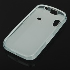 Protective PVC Case Cover for Samsung Galaxy Ace S5830 - Transparent White