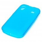 Protective PVC Case Cover for Samsung Galaxy Ace S5830 - Blue