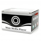 "Compact 2.5"" SATA/IDE HDD Media Player with USB Host"