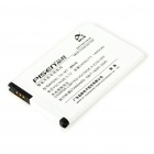 3.7V 1400mAh Rechargeable Battery for Samsung B6520/B7300 + More
