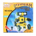 Buy 2-in-1 Educational DIY Robot Toy Assembly Kit