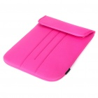 "Stylish Protective Soft Bag for 12"" Laptop Notebook - Pink"
