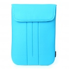 "Stylish Protective Soft Bag for 12"" Laptop Notebook - Blue"