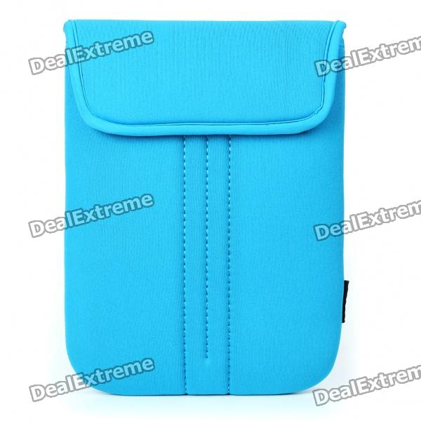 Stylish Protective Soft Bag for Ipad/Ipad 2/9.7 Laptop Notebook - Blue