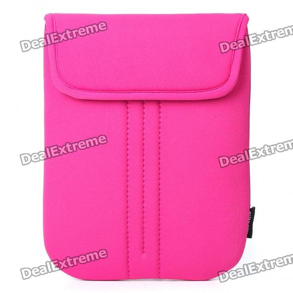 "Stylish Protective Soft Bag for Ipad/Ipad 2/9.7"" Laptop Notebook - Pink"