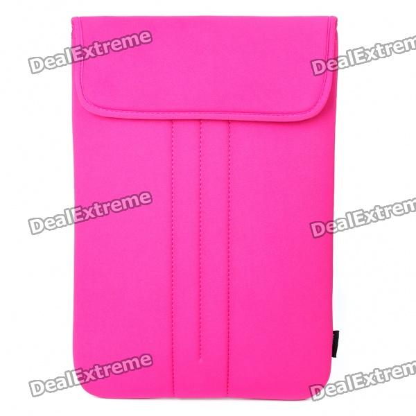 "Stylish Protective Soft Bag for 15"" Laptop Notebook - Pink"