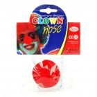 Red Sponge Clown Nose (2-Pack)