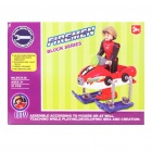 Buy Educational DIY Snowmobile Toy Assembly Kit