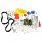 Educational DIY Rocket Launcher Toy Assembly Kit