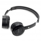 Rapoo H8010 2.4GHz Rechargeable High Fidelity Universal Wireless Headphone (Black)