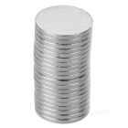 Super Strong Rare-Earth RE Magnets (20-Pack 10mm x 1mm)