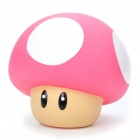 Super Mario Mushroom Figure Coin Bank (Random Color)