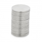 Super Strong Rare-Earth RE Magnets (12mm x 1mm / 100-Pack)