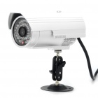 1/4 CMOS 300KP Waterproof Surveillance Security Camera w/ 36-IR LED Night Vision/Motion-Detection