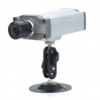 1/4 CMOS 300KP Network Surveillance IP CCTV Camera with RJ45/Motion-Detection