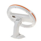 Wii Driving Wheel with Desktop Stand