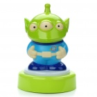 Toy Story Alien Style Yellow Light Desktop Illuminated Lamp (2 x AA)