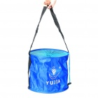 6-Litre Foldable Water Bucket - Blue
