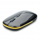 Genuine Rapoo 3500 2.4GHz Wireless 800/1600DPI USB Laser Mouse w/ Receiver - Grey (1 x AA)