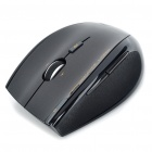 Genuine Rapoo 3900 2.4GHz Wireless 800/1600DPI USB Laser Mouse w/ Receiver - Black (1 x AA)