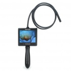 "3.5"" LCD 2MP 10X LED Illuminated Inspection Tube Snake Camera Endoscope"