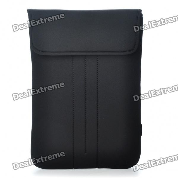 "Stylish Protective Soft Bag for 15"" Laptop Notebook - Black"