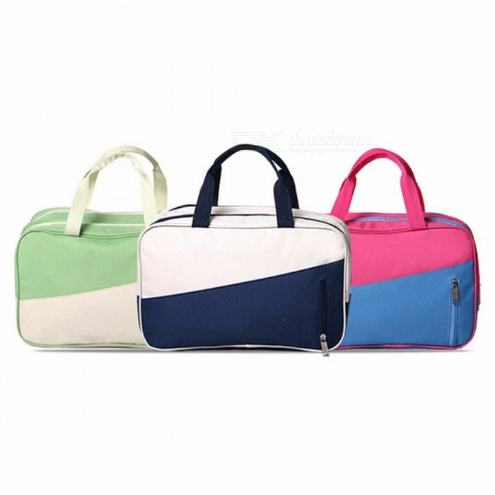 Unisex Oxford Handbag Hot Waterproof Beach Swimsuit Storage Shoulder Sports Bags Travel Portable Swimming Handbag Tote A Great Variety Of Models Home
